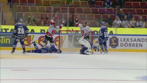Höjdpunkter: Örebro vände och vann mot Leksand