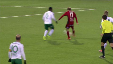 Höjdpunkter: Östersund slog Hammarby på hemmaplan
