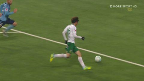 Höjdpunkter: Romulo med hattrick när Bajen vann 08-derbyt