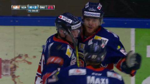 Höjdpunkter: Tredje raka för Växjö efter seger mot Örebro