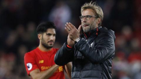 Klopps Liverpool ikapp Arsenal i ligatoppen