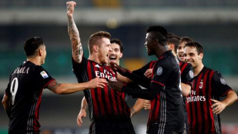 Kuckas drömträff bäddade för Milan-seger