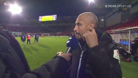 """Larsson efter nya tunga förlusten: """"Såg ut som det gjort hela säsongen"""""""