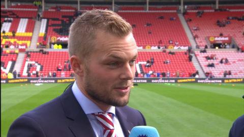 """Larsson om Sunderlands kräftgång: """"Det är en enorm förlust för oss"""""""