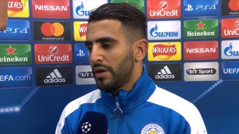 """Leicesters matchhjälte: """"FCK är ett fysiskt lag - tog en viktig seger"""""""