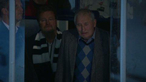 Leksand hyllar materialaren Harry efter 40 års tjänst