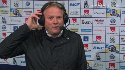 """Lennartsson efter poängtappet: """"Känner inte för att stå här"""""""