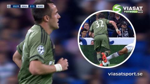 MÅL: Danilo går bort sig - Legia reducerar från elva meter