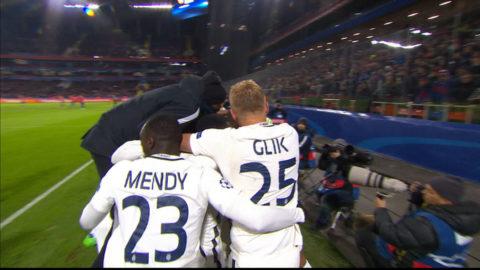 MÅL: Monaco kämpade in kvitteringen i Ryssland (1-1)