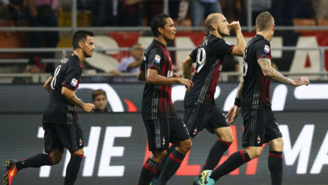 Milan hakar på toppen efter galen upphämtning mot Sassuolo