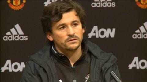 """Mourinho uppskickad på läktaren - Uniteds assisterande: """"Inte så viktigt"""""""