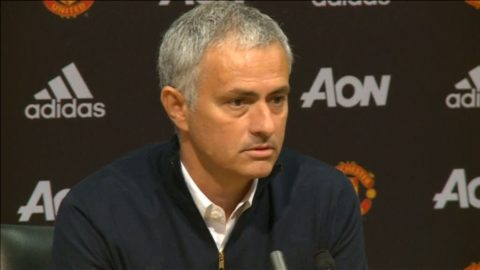 "Mourinho: ""Väldigt orättvist"""
