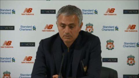 "Mourinho: ""Vi kontrollerade matchen"""