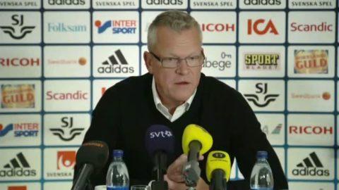 """Nobbade media - här är Anderssons svar: """"Vi får prata om det"""""""