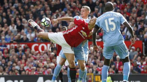 Nytt poängtapp för United hemma på Old Trafford