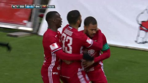 ÖFK rullar upp Örebro och gör 1-0