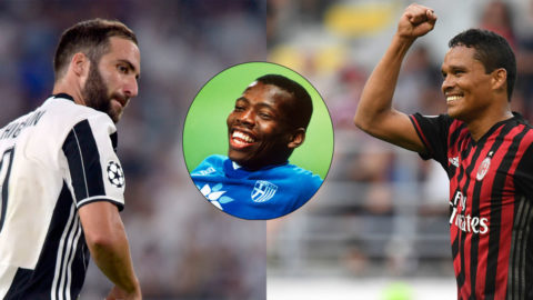 "Parma-legendaren: ""Carlos Bacca bättre än Higuain"""