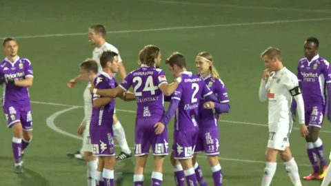 Pettersson smeker in 6-0