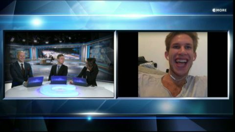 Plexikrossaren Fredric Weigl gästar SHL Manager Live