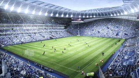 Populär app kan namnge Tottenhams nya arena