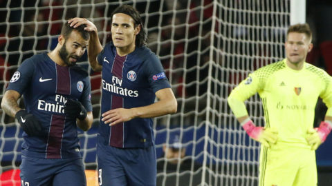 PSG går fortsatt starkt i Champions League - vann klart mot Basel