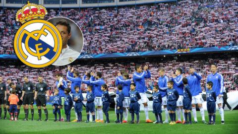 """Real Madrid-bossen: """"Vill att han återvänder hit"""""""