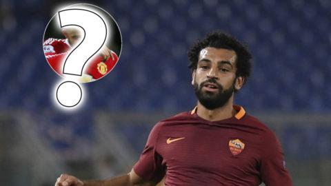 Romas nödlösning: Manchester United-spelaren