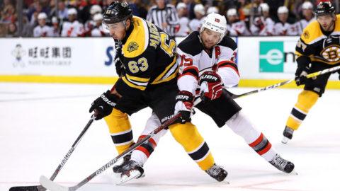 Sammandrag: Boston-New Jersey (2-1)