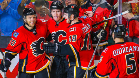 Sammandrag: Calgary-Buffalo (4-3 OT)
