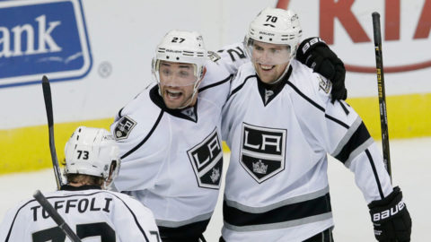 Sammandrag: Dallas-LA Kings (3-4 OT)