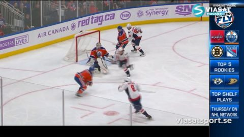 Sammandrag: Edmonton - Washington: 4-1