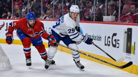 Sammandrag: Montreal-Toronto (2-1)