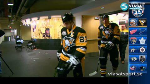 Sammandrag: Pittsburgh - New York Islanders: 4-2