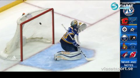 Sammandrag: St. Louis - Calgary: 1-4