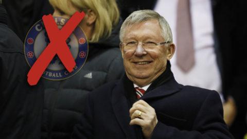 "Sir Alex Ferguson: ""De kan vinna Premier League"" - tror inte på Chelsea"