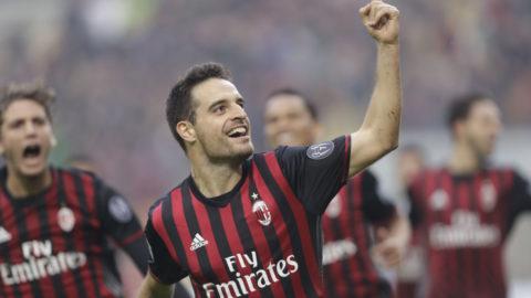 TV: Bonaventura ordnade hemmaseger för Milan