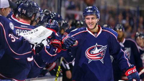 TV: Columbus Blue Jackets-Boston Bruins (3-6)
