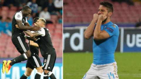 TV: Dundermissen sänkte Napoli