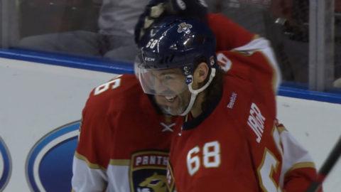 TV: Jagr historisk - gör sitt 750:e NHL-mål