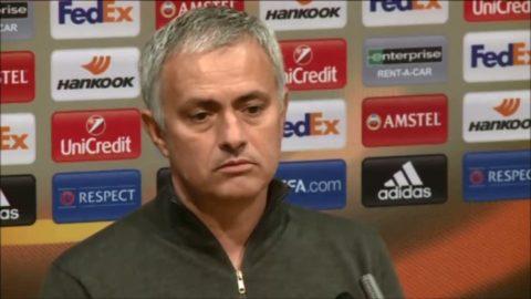 """TV: Mourinhos nya känga till """"framför allt alla Einsteins"""""""