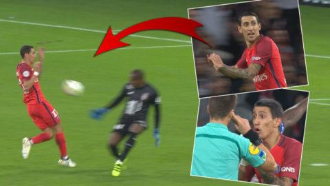 TV: PSG rasande när stjärnans mål döms bort
