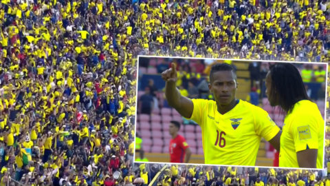 TV: United-stjärnan öppnar målskyttet mot Chile