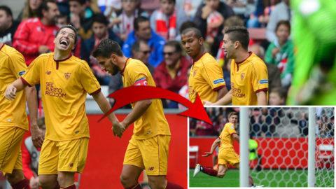 TV: Vietto slog till efter Sevillas blixtsnabba kontring