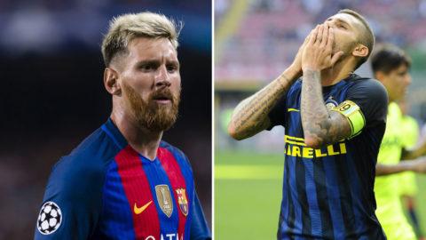 Uppgifter: Messi ska stoppat Icardi från spel i landslaget