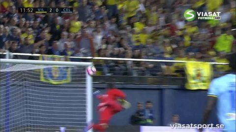 Villarreal pulvriserade Celta - vann med 5-0