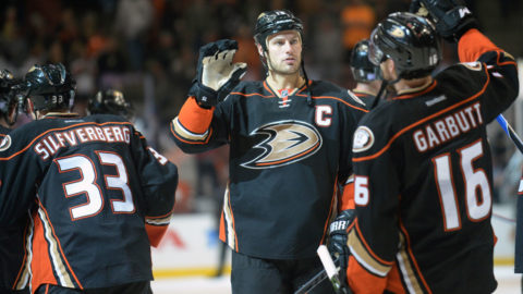 Anaheim Ducks-Calgary Flames (4-1)