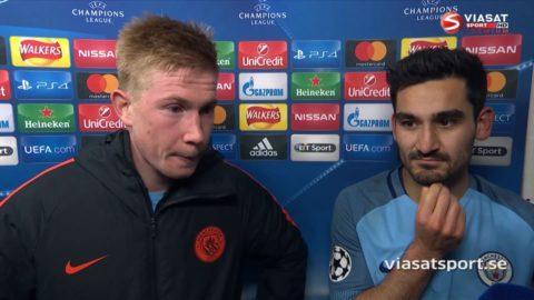 """De Bruyne efter segern: """"Vi visste att vi var under press"""""""