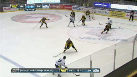 Höjdpunkter: Islossning när Västerås vann