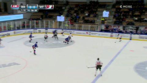 Höjdpunkter: Oskarshamns powerplay avgjorde - vann med 3-1