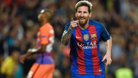 """Hyllningarna till Messi: """"Han är världens bästa spelare"""""""